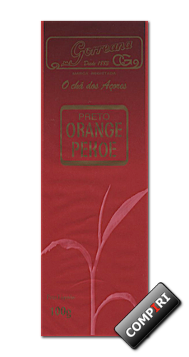 Chá Gorreana: Orange Pekoe