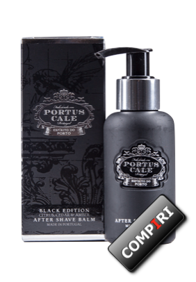 Portus Cale - Black Edition - After Shave Balsam