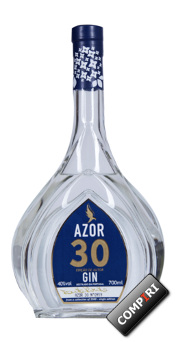 AZOR Gin 30 Single Edition
