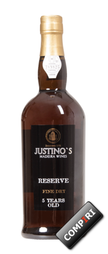 Justino's Madeira Reserve Fine Dry 5 Jahre