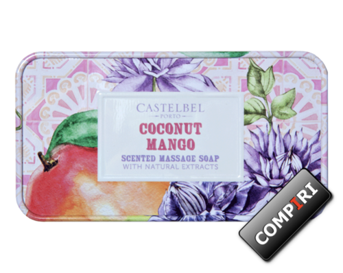 Castelbel - Massage Soap - Coconut & Mango