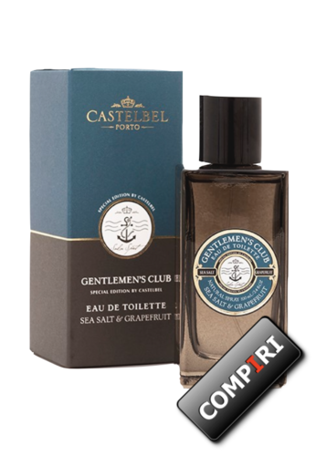 Gentlemen's Club - Sea Salt & Grapefruit